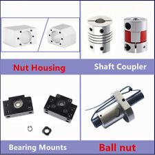 Bkbf121015amp Ball Nut Amp Nut Housing Amp Shaft Coupler For Sfu1605120420052505