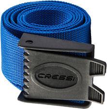New listing Cressi Weight Belt (Blue) Weight Belt Blue