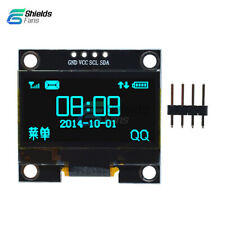 "1.3"" Blue OLED 128x64 LCD Display Module IIC I2C Interface For Arduino 3-5V"