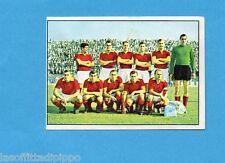PANINI CALCIATORI 1965/66-Figurina - SQUADRA - ROMA -Recuperata
