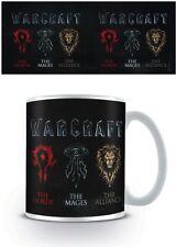 Tasse Original Warcraft Horde Mages Alliance Produit officiel Cadeau