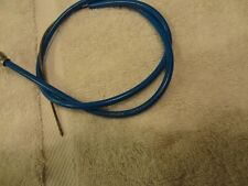 NOS blue front 1984 Dia Compe brake cable Old School Bmx Vintage Bmx