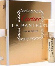 CARTIER LA PANTHERE Eau De Parfum VIAL Spray FOR WOMEN 0.05 Oz / 1.5 ml SAMPLE