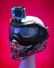 Actioncamhalterung passend für VForce Grill Paintballmaske,GoPro, Xiaomi, Gotcha
