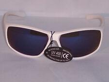 WHITE SUNGLASSES UV 400 FREE S/H