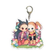 Square Enix Dragon Quest Garuda Charm Keychain