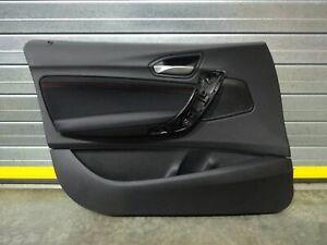 BMW 1 Serie F20 Porta Scheda Pannello Tessuto Anteriore Destro