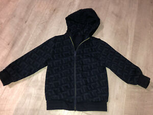 Boys Hugo Boss Reversable Summer Jacket Size 4 Suit Aged 2/3