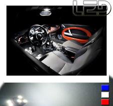 MINI R52 Cooper Works S Cabriolet Pack 9 Ampoules LED Blanc Coffre Plafonnier