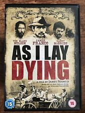 James Franco AS I LAY DYING ~ 2013 Cult William Faulkner Western | UK DVD