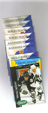 9 Hockey Cards-92-93 Parkhurst-Gretzky