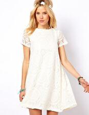 Vestito Donna - Woman Dress - Pizzo Lace - 5 colori  A110019