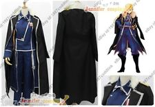 Fullmetal Alchemist Olivier Mira Armstrong Cosplay Costume