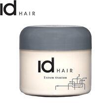 ID HAIR STYLING PASTE Extreme Titanium extrem stark 100 ml sofort und schnell