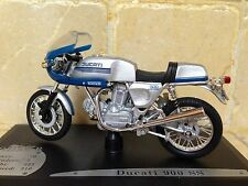 Ducati 900 SS motorcycle 1/18 900SS team Solido