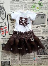 Blythe Pullip Dress Outfit - Skull