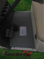Golf Cart Luxury Floor Mat with EVA Environmentally Friendly Material For E-TXT.