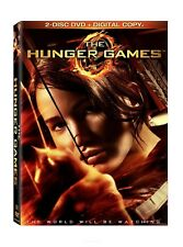 The Hunger Games (DVD, 2012, 2-Disc Set) NEW