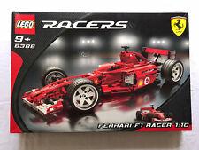 LEGO Racers 8386 Ferrari F1 Racer 1:10 (100% COMPLETE, ORIGINAL BOX)