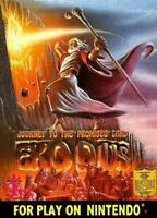 Journey To The Promised Land Exodus - Nitnendo NES Game Authentic