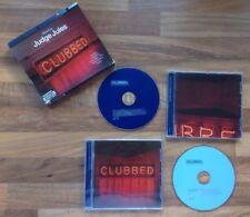 CLUBBED VOL 1 - Mixed By JUDGE JULES - x2 MIXED CD ALBUM - Box Set 2000