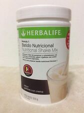 Herbalife Formula 1 SHAKE Healthy Meal COOKIES & CREAM  FREE SHIPPING 550g