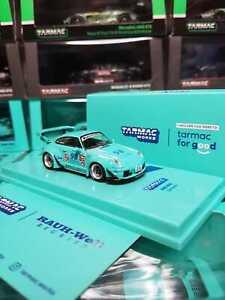 Tarmac Works 1/64 Porsche 911 RWB 993 Lomianki No Hot Wheels, No Norev