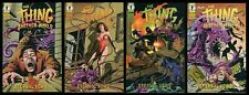 THE THING FROM ANOTHER WORLD: ETERNAL VOWS (1993) #1-4 COMPLETE SET LOT FULL RUN