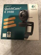 Logitech Quickcam E3100