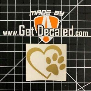 Dog Synergy High Quality Custom Vinyl Car Truck Laptop Mirror and Mug Decal
