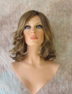 Carrie Mochaccino-R Medium Wig Tousled Gentle Curls Noriko Wigs US