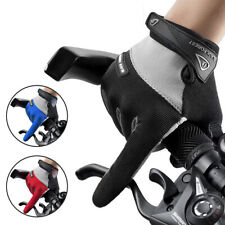 Men Sports Cycling MTB Road Gloves Full Finger Touch Screen Gloves Anti-slip US
