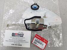NEW GENUINE HONDA CIVIC LEFT DRIVER FRONT DOOR LOCK LATCH ACTUATOR 72150SNAA14