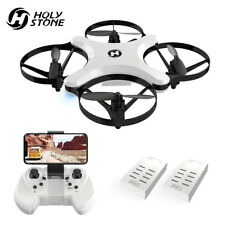Holy Stone HS220 Mini FPV Drone With 720P WIFI HD Camera Foldable RC Quadcopter