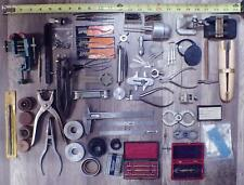 Great Tools For Use Or Resale Lot New listing Vintage Watchmakers Tool Lot Loaded With