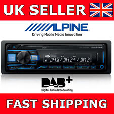 Alpine UTE-202DAB Digital Media Stereo DAB USB SmartPhone Ready Headunit for Car