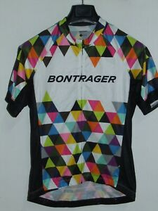Bike Cycling Jersey Shirt Maillot Cyclism Sport Bontrager Profiles Size L