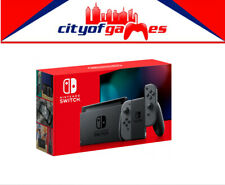 Nintendo Switch Grey Joy-Con Console Brand New In Stock