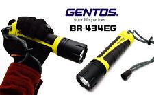 Gentos LED Flashlight Blaster 480 Lumens 6 hours Brightness - BR-434EG