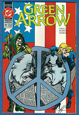 GREEN ARROW # 61  - DC 1992  (vf) Black Canary