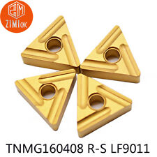 10pcs TNMG160408 R-S TNMG332 carbide inserts with chip-breaker cutting tools