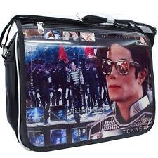 Michael Jackson Tasche/Sack/bag aus PU-Leder mit History Motiv für MJ Fans 112f4