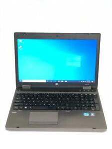 """HP ProBook 6560b 15.6"""" Core i5 2520M 8GB RAM 256GB SSD Win 10 Pro"""
