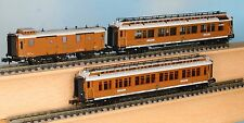 Hobbytrain 22100, Piste N, CIWL Set 3 pièces, Ostende-Vienne-Express, époque 1