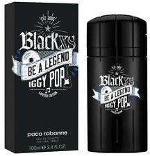 Paco Rabanne Black XS Be A Legend IGGY POP Limited Edition EDT 3.4 Oz