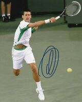 Novak Djokovic Autographed Signed 8x10 Photo REPRINT
