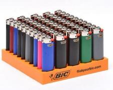 5 Brand New Big Bic Lighters Full Size Assorted Colors Super Sale! Amazing Deal