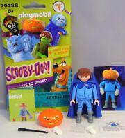 Playmobil Scooby Doo 70288  Mystery Serie 1  Headless Horseman Kürbiskopf # 2