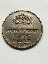 1963 Sweden 5 Ore Unc. #7827