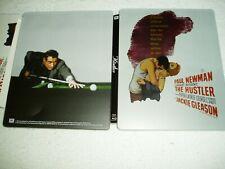 Blu Ray HUSTLER STEELBOOK